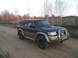 Липецк Nissan Patrol 2002