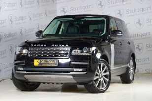 Екатеринбург Range Rover 2014