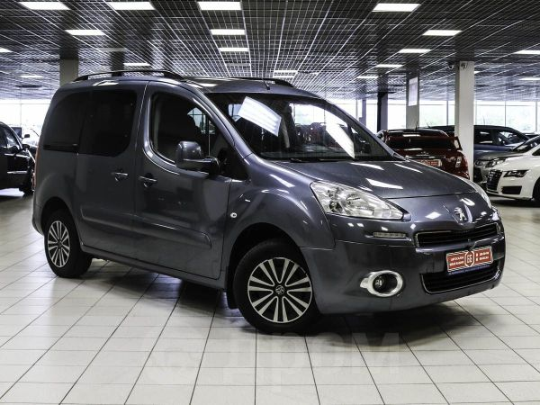 Peugeot Partner Tepee, 2012 год, 396 000 руб.