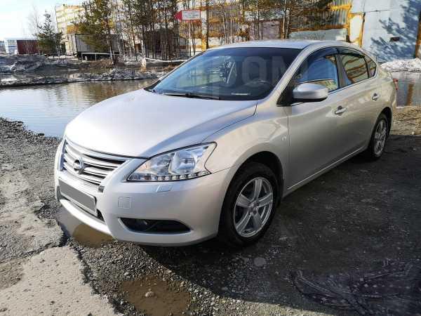 Nissan Sentra, 2014 год, 730 000 руб.