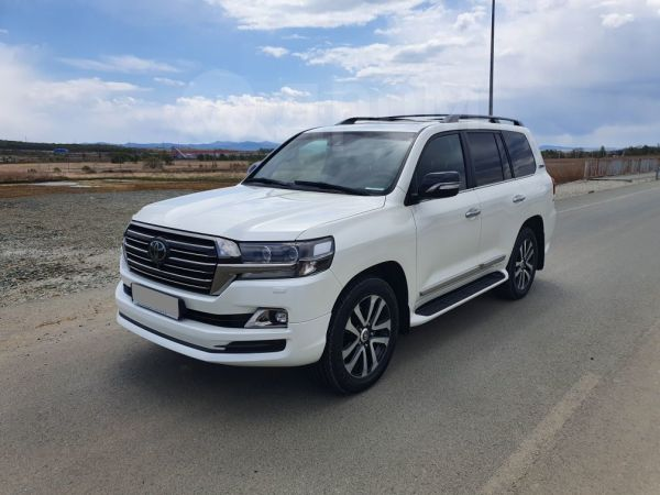 Toyota Land Cruiser, 2017 год, 5 250 000 руб.