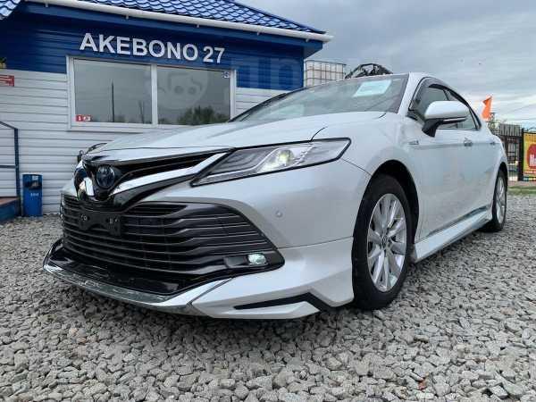 Toyota Camry, 2018 год, 1 855 000 руб.