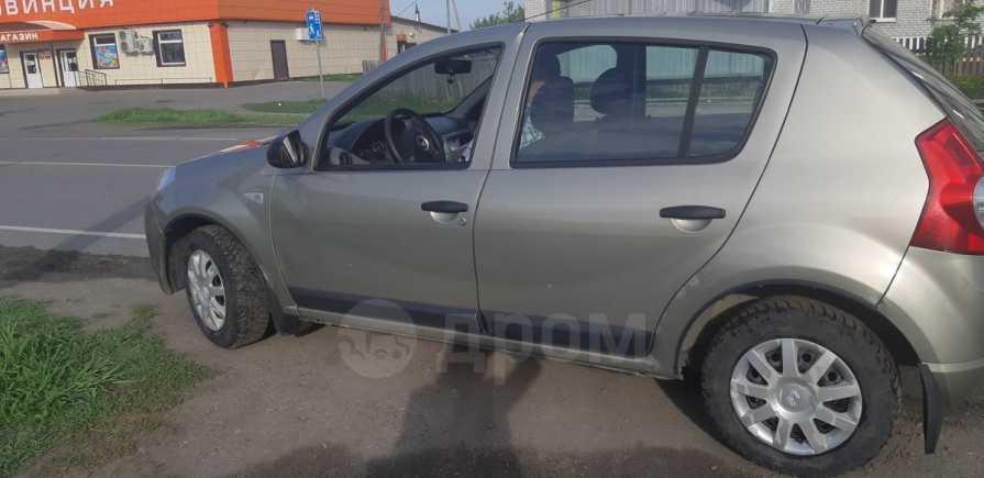 Renault Sandero, 2010 год, 260 000 руб.