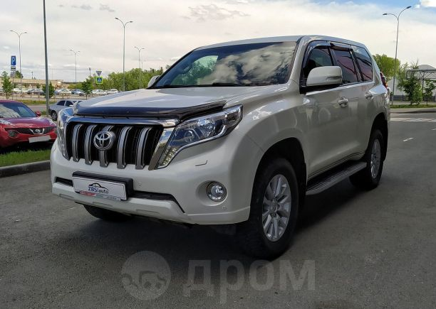 Toyota Land Cruiser Prado, 2014 год, 1 990 000 руб.