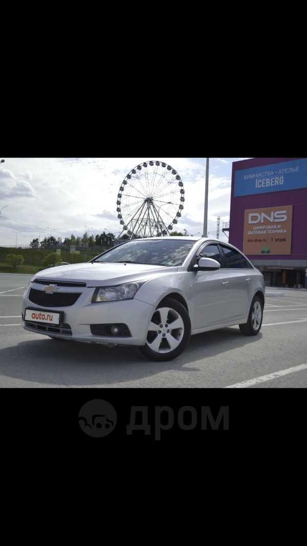 Chevrolet Cruze, 2009 год, 289 000 руб.