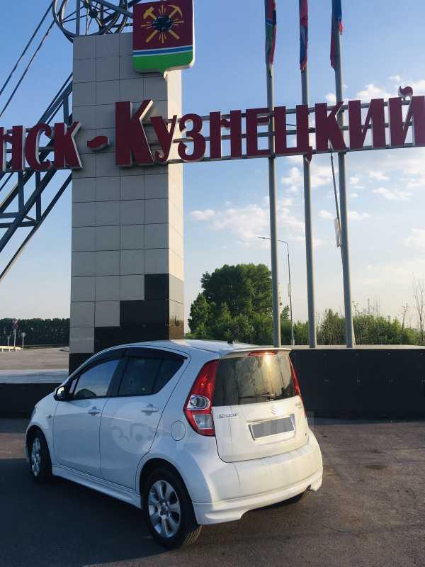 Suzuki Splash, 2010 год, 399 900 руб.