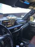Lexus LX570, 2017 год, 5 700 000 руб.