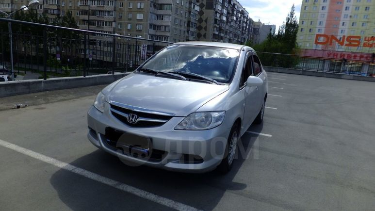 Honda City, 2006 год, 205 000 руб.