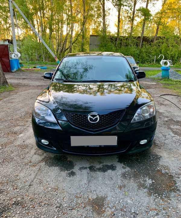 Mazda Mazda3, 2005 год, 380 000 руб.