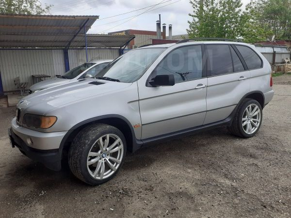 BMW X5, 2002 год, 375 000 руб.