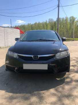 Челябинск Civic 2010