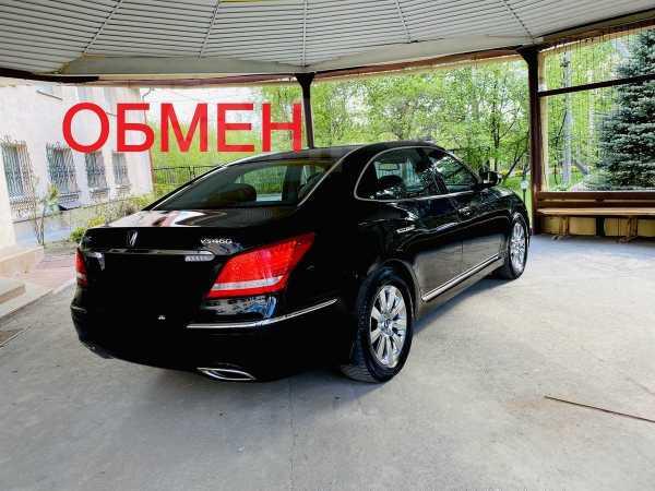 Hyundai Equus, 2010 год, 732 000 руб.