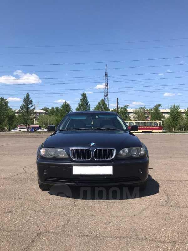 BMW 3-Series, 2003 год, 345 000 руб.