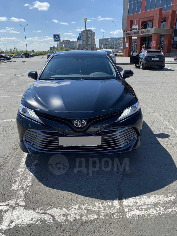 Toyota Camry, 2018 год, 1 820 000 руб.