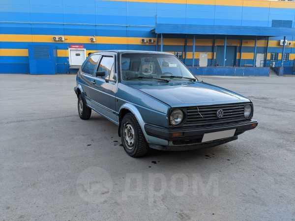 Volkswagen Golf, 1984 год, 50 000 руб.