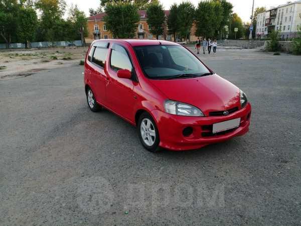 Daihatsu YRV, 2000 год, 140 000 руб.