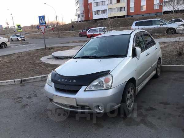 Suzuki Aerio, 2005 год, 315 000 руб.
