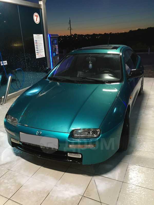 Mazda 323, 1995 год, 120 000 руб.