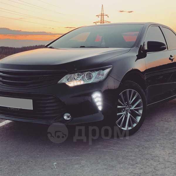 Toyota Camry, 2015 год, 1 155 000 руб.