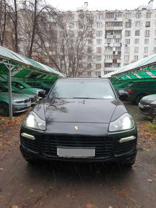 Porsche Cayenne, 2009 год, 1 150 000 руб.