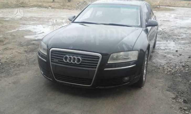 Audi A8, 2006 год, 695 000 руб.