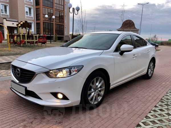 Mazda Mazda6, 2016 год, 970 000 руб.