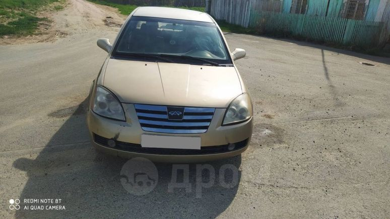 Chery Fora A21, 2007 год, 89 000 руб.