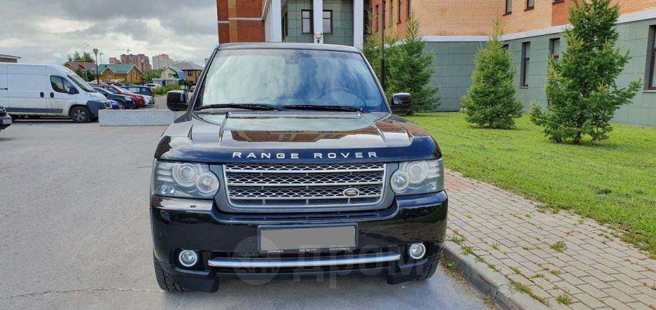 Land Rover Range Rover, 2010 год, 1 100 000 руб.