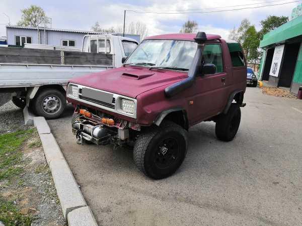 Daihatsu Rocky, 1991 год, 210 000 руб.