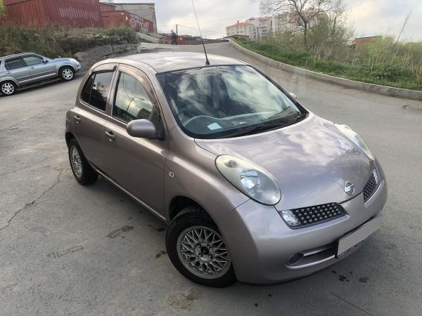 Nissan March, 2006 год, 235 000 руб.
