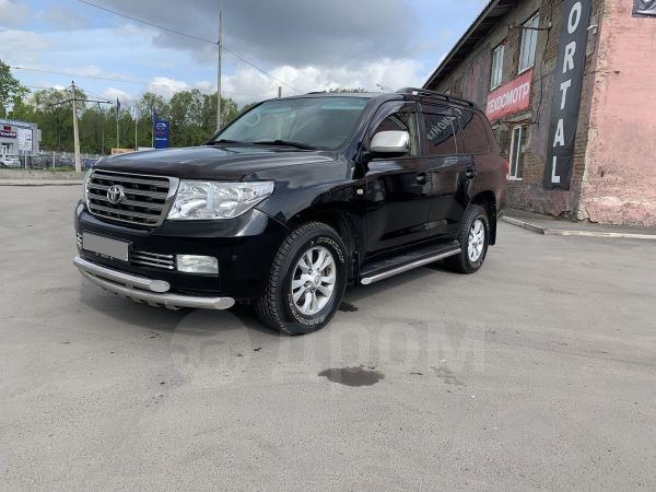 Toyota Land Cruiser, 2008 год, 1 549 000 руб.