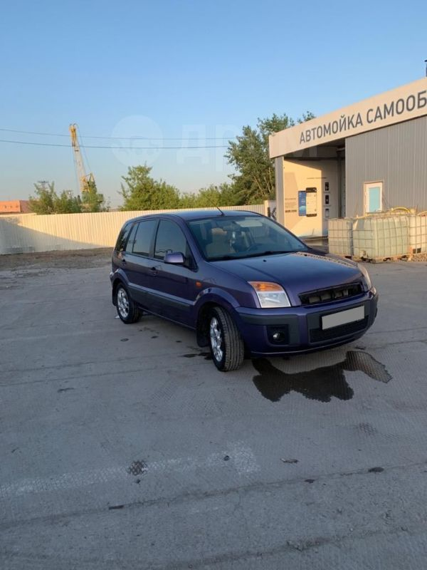 Ford Fusion, 2007 год, 249 000 руб.