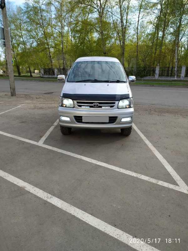 Toyota Town Ace Noah, 2000 год, 535 000 руб.