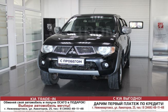 Mitsubishi L200, 2012 год, 930 000 руб.