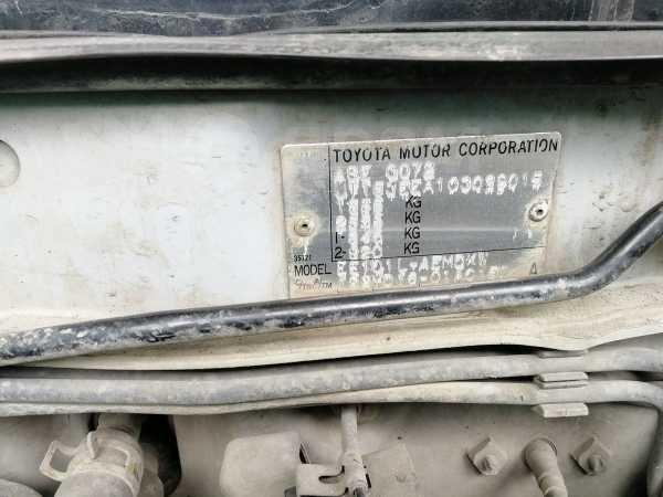 Toyota Corolla, 1992 год, 58 000 руб.