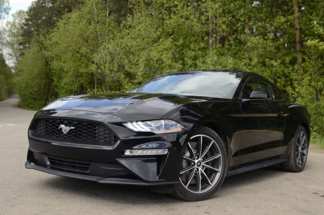Ford Mustang, 2019 год, 3 100 000 руб.