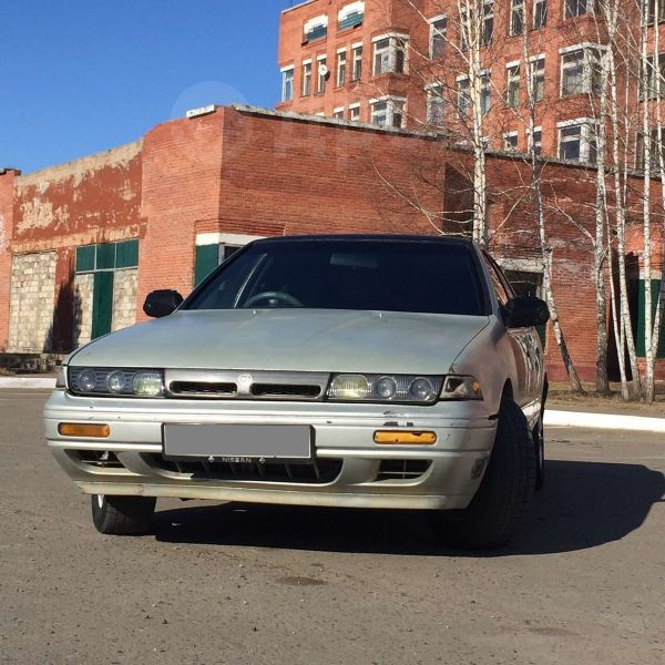 Nissan Cefiro, 1988 год, 190 000 руб.