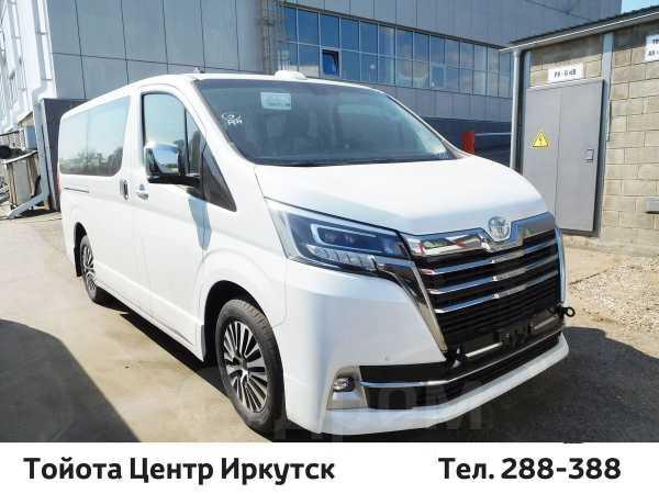 Toyota Hiace, 2020 год, 3 798 000 руб.