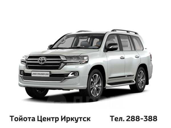 Toyota Land Cruiser, 2020 год, 6 279 000 руб.