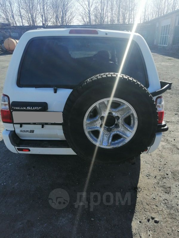 Toyota Hilux Surf, 2001 год, 620 000 руб.