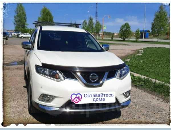 Nissan X-Trail, 2018 год, 1 520 000 руб.