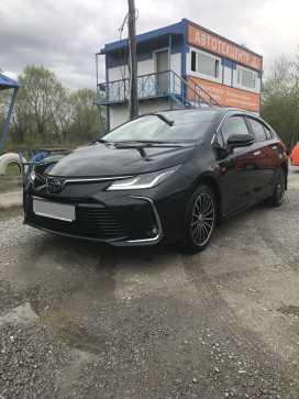 Хабаровск Corolla 2019