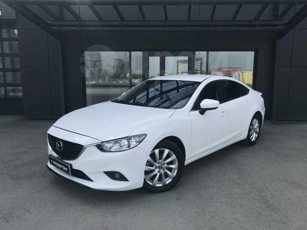 Mazda Mazda6, 2016 год, 1 135 000 руб.