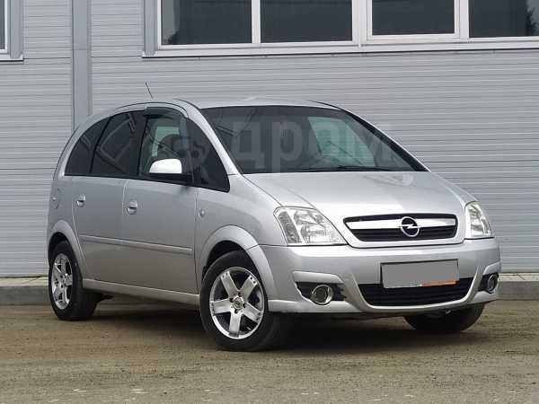 Opel Meriva, 2007 год, 307 000 руб.