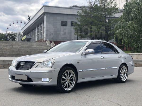 Toyota Crown Majesta, 2004 год, 1 150 000 руб.