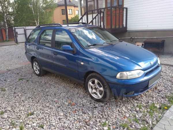 Fiat Palio, 2001 год, 137 000 руб.