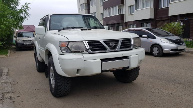 Nissan Safari, 1998 год, 590 000 руб.