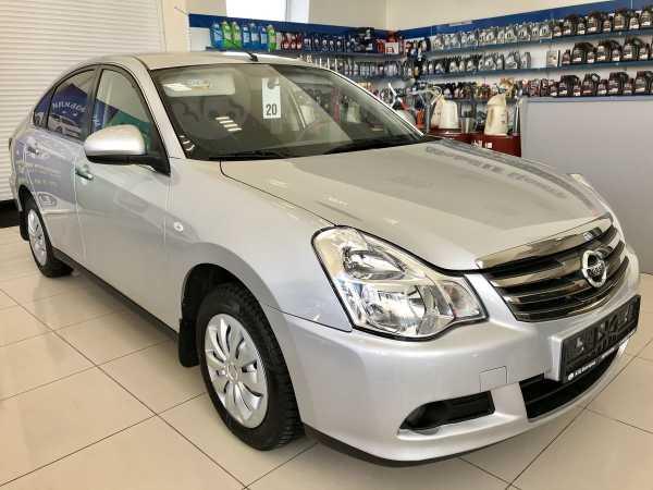 Nissan Almera, 2018 год, 599 000 руб.