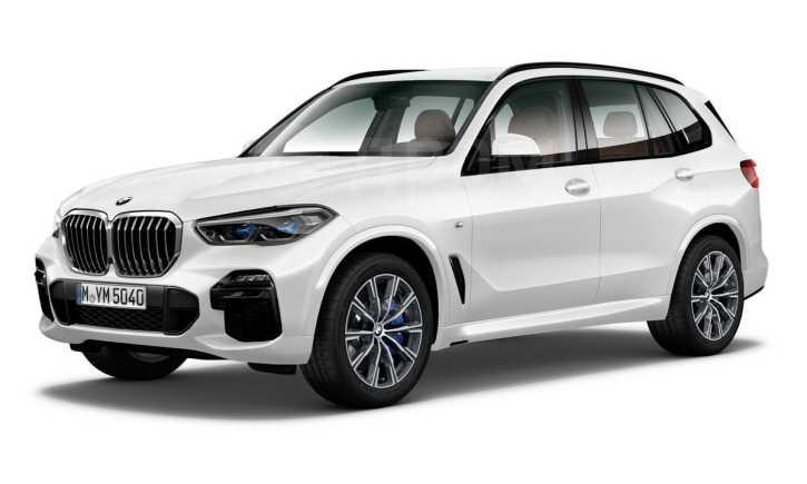 BMW X5, 2020 год, 5 680 000 руб.