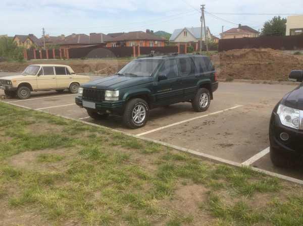 Jeep Grand Cherokee, 1997 год, 275 000 руб.